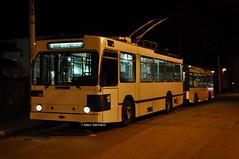 Trolleybus NAW BT-25 n°790 en service sur la ligne 2. © Marc Germann (Marc Germann) Tags: trolleybus naw bt25 posteconduite fbw hesskièpe remorques hess kiepe boutons retrobus leman tl lausanne transportspublics transport ligne2 ligne7 ligne9 belair maladièrelac désert lutrycorniche prillyeglise historique historic par brise routes rails console saeiv