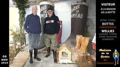 Visiteur à la Maison de la Botte en Caoutchouc (pascal en bottes) Tags: bottescaoutchouc rubberboots stivalidigomma gummistiefel wellies gumboots bottes botas laarzen stivali stövler boots stiefel wellingtonboots pascal pascallebotteux rainboots httpbottescaoutchoucfreefr visiteur visitor bottédecaoutchouc bottésdecaoutchouc bottesencaoutchouc botteslechameau bottescaoutchoucfreefr botteux maisonbottescaoutchouc muséebottescaoutchouc pascalbourcier potesenbottes galochas house hrb maison boot botte caoutchouc cizme ciszme cižmy cap gomma goma gummistövlar gumicsizma gumicizme gummicizme corduroy corduroys velours velourscôtelé roger rogermeuret mée maisondelabotteencaoutchouc rubber rubberen rubberlaarzen stovlar hule httpbottescaoutchoucfreefrgalpascaljourjourpb002013html houseoftherubberboot kumisaappaat