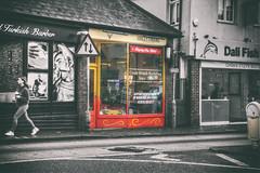 Holleymans Barber Shop (nigdawphotography) Tags: barbershop haircut holleymans bishopsstortford hertforshire