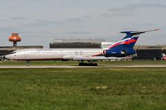 RA-85665 (PlanePixNase) Tags: aircraft airport planespotting haj eddv hannover langenhagen aeroflot tupolev tu154 t154 tu5