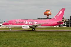 D-AHLD (PlanePixNase) Tags: aircraft airport planespotting haj eddv hannover langenhagen hlx hapaglloyd express tmobile boeing 737 b735 737500 tui