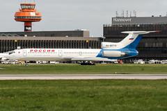 RA-85779 (PlanePixNase) Tags: aircraft airport planespotting haj eddv hannover langenhagen tupolev t154 tu154 154 pulkovo rossia