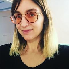 43 years (2018) (lisa.lisa.) Tags: birthday aging age portrait lisa me hair color haircut photoseries