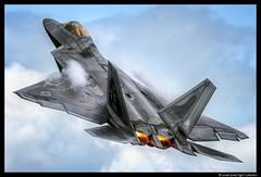 F22 (2016) (Ismael Jorda) Tags: f22 raptor stealth fighter usaf military aviation riat16