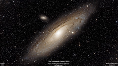 Andromeda_M31_Oct2019_HomCavObservatory_ReSizedDown2HD (homcavobservatory) Tags: homcav observatory andromeda galaxy m31 m32 m110 local group canon 700d t5i dslr orion ed80t cf carbon fiber 80mm f6 triplet apochromatic refractor 08x televue field flattener focal reducer 8inch f7 criterion newtonian reflector losmandy g11 mount gemini 2 control system phd2 zwo asi290mc autoguider celestron shorttube astronomy astrophotography