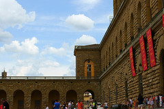 Florenz - Firenze 2019 (PictureBotanica) Tags: italien italy toscana toskana firenze florenz galleria degli uffizi gebäude museum historisch