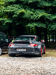 GT3 RS (Mattia Manzini Photography) Tags: porsche 997 911 gt3 rs gt3rs supercar supercars cars car carspotting carbon nikon d750 automotive automobili auto automobile autodromo monza italy italia spoiler grey red stripes stripe