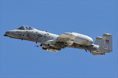 Fairchild Republic A-10C Thunderbolt II - 39 (NickJ 1972) Tags: redflag nellis air base airbase afb fairchild republic a10 thunderbolt ii warthog 790186 wa