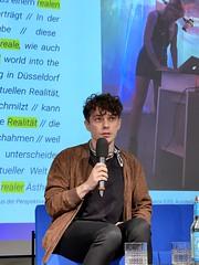re:publica Q IMMERSION 2019 (re:publica 2020 #asap) Tags: qberlin qimmersion asap arambartholl benjaminegger nadjabuttendorf yvonnezindel jamessimongalerie berlin republica rp20