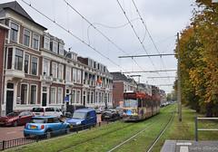 3118 - 1 - 16.10.2019 (2) (VictorSZi) Tags: olanda netherlands transport tram tramvai autumn toamna nikon nikond5300 october octombrie