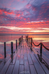 Old Pier, Ria de Aveiro - Portugal (paulosilva3) Tags: landscapephotography tours workshops phototoursportugal sunrise sunset colors pier boats canon lowepro manfrotto lee filters ria de aveiro portugal