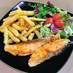 Salmon Teriyaki (Nikita Hengbok) Tags: food cuisine meal japanesecuisine japanesefood sashimiandsushi