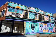 Street Art Chicago 2019 (drew*in*chicago) Tags: street art artist chicago 2019 cityscape tag mural outdoor bunnie love