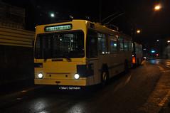 Trolleybus NAW BT-25 n°780 en service sur la ligne 9. © Marc Germann (Marc Germann) Tags: trolleybus naw bt25 posteconduite fbw hesskièpe remorques hess kiepe boutons retrobus leman tl lausanne transportspublics transport ligne2 ligne7 ligne9 belair maladièrelac désert lutrycorniche prillyeglise historique historic par brise routes rails console saeiv