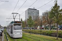 3124 - 1 - 16.10.2019 (VictorSZi) Tags: olanda netherlands transport tram tramvai autumn toamna nikon nikond5300 october octombrie