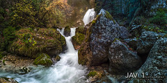 Wild and beautiful ... -9084 (George Vittman) Tags: chartreuse alps france landscape nature waterfall stream water river nikonpassion naturephotography jav61photography jav61