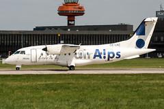 OE-LKC (PlanePixNase) Tags: aircraft airport planespotting haj eddv hannover langenhagen airalps airaps dornier do328