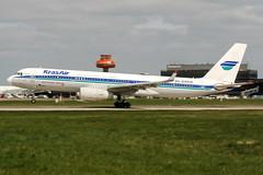 RA-64020 (PlanePixNase) Tags: aircraft airport planespotting haj eddv hannover langenhagen krasair tupolev tu204 t204 туполев ту204