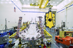 Integration in Progress (James Webb Space Telescope) Tags: jwst webb jameswebbspacetelescope telescope nasa hubble hubblessuccessor space bestof recentbestof