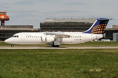 D-AEWL (PlanePixNase) Tags: aircraft airport planespotting haj eddv hannover langenhagen eurowings bae 146200 lufthansa
