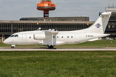 D-BGAQ (PlanePixNase) Tags: aircraft airport planespotting haj eddv hannover langenhagen cirrus dornier do328 do328jet