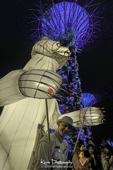FXT28707 (kevinegng) Tags: voilah2019 gueuledours thebearsmouth singapore frenchsingaporefestival streetperformance performance danceperformance dance puppetbears puppets gardensbythebay frenchperformance nightphotography