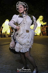 FXT28332 (kevinegng) Tags: voilah2019 gueuledours thebearsmouth singapore frenchsingaporefestival streetperformance performance danceperformance dance puppetbears puppets gardensbythebay frenchperformance nightphotography