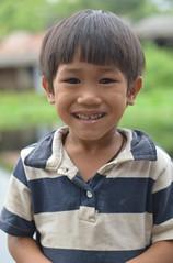 cute bowl haircut boy (the foreign photographer - ฝรั่งถ่) Tags: cute bowl haircut boy khlong lard phrao portraits bangkhen bangkok thailand nikon d3200