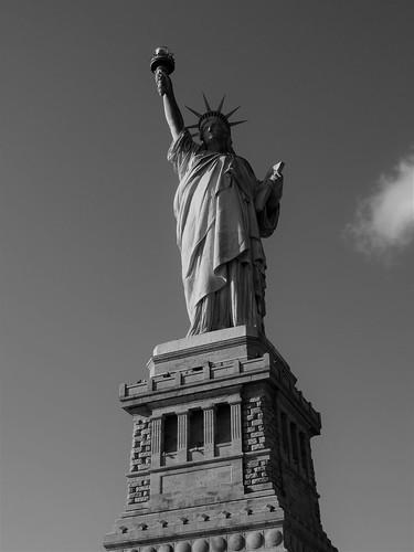 Statue of Liberty, Liberty Island, NY