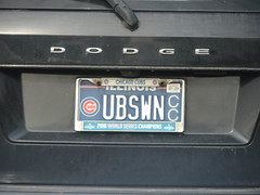 cubs win (timp37) Tags: chicago cubs baseball win wn license plate world series