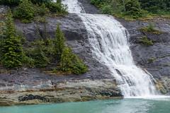 Juneau, Alaska (jeff's pixels) Tags: fog waterfall landscape alaska juneau nature