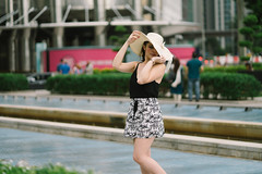Glamour (* Hazman Zie *) Tags: sony fe 85mm f18 sonyfe85mmf18 mirrorless street ilcea7m2 ilcea7ii sonya7m2