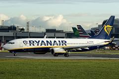 SP-RSY | Ryanair Sun | Boeing B737-8AS(WL) | CN 44780 | Built 2017 | DUB/EIDW 15/10/2019 | ex EI-FZG (Mick Planespotter) Tags: aircraft airport 2019 dublinairport collinstown nik sharpenerpro3 b737 b738 jet spotter aviation avgeek plane planespotter airplane aeroplane sprsy ryanair sun boeing b7378aswl 44780 2017 dub eidw 15102019 eifzg