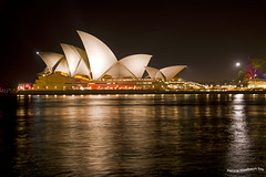 Opera House (pniselba) Tags: australia sidney sydney bay bahia harbour opera house operahouse