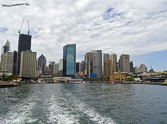 Sydney Downtown (pniselba) Tags: australia sidney sydney bay bahia harbour downtown centro