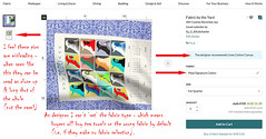Inability to set recommended fabric means buyers get tea towels on wrong fabric by default (Su_G) Tags: spoonflower campaigntofixspoonflower technical sug 2019 teatowelcalendar teatowel 2020 2020teatowelcalendar awcockies birdoftheyear problem documentation issues chillerfont