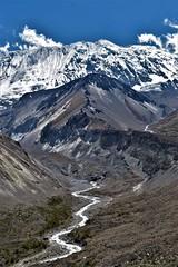 Annapurna-Manang-the road to tilicho lake (felixleblancprat) Tags: hiking nature himalaya mountain visitnepal manang tilicholake annapurna nepal