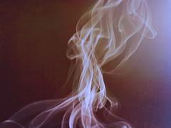 Phoenix Rises (clarkcg photography) Tags: smoke light color texture rise ascend lift float twirl spiral twist phoenix myth