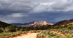 USA - Utah et Arizona - along the House Rock Valley Road (AlCapitol) Tags: usa us etatsunis nikon d850 arizona utah page houserockvalleyroad storm orage