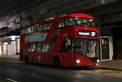 Route N27, Abellio London, LT628, LTZ1628 (Jack Marian) Tags: routen27 abelliolondon lt628 ltz1628 newbusforlondon nb4l newroutemaster borismaster chalkfarm hammersmith highstreetkensingtonstation buses bus london
