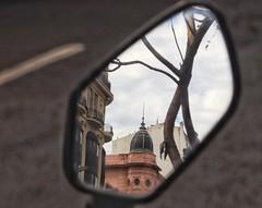 La cupula (carlos_ar2000) Tags: espejo mirror reflejo reflected reflection dof cupula dome edificio building sannicolas buenosaires argentina