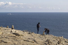 Pointe du Raz (uzi yachin) Tags: france 2017 brittany g12 pointeduraz sea seashore