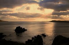 A Shetland Sky (johnny_9956) Tags: shetland islands scotland canon 7d scenic landscape seascape sky rocks sea water uk outdoor outside sunset