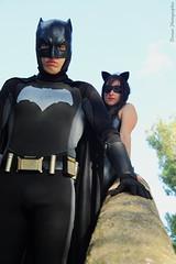 IMG_4121 (Dorian.photos.Portrait) Tags: cosplay cosplayfrance dccomic batman catwoman geek
