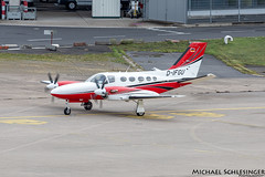 D-IFGU - Cessna 425 Conquest I - Private (MikeSierraPhotography) Tags: 425conquesti air airlines airport cgn cgneddk cessna cologne country deutschland germany köln manufacturer plane private spotting town