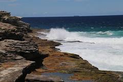IMG_0038 (gervo1865_2 - LJ Gervasoni) Tags: sculpture by sea bondi tamarama 2019 photographerljgervasoni art festival event coast coastal walk cliffs water sand sky sunny day spring