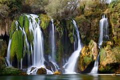 Kravica (trochford) Tags: waterfall cascade water river lake vegetation lush smooth serene longexposure trebizat trebižat trebizatriver trebižatriver ljubuski ljubuški herzegovina hercegovina bosnia bosna bih bosniaandherzegovina bosnaihercegovina balkans canon canon6d ef24105mmf4lisusm ef24105