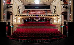 Theatre Royal Windsor 5877-Pano (stagedoor) Tags: windsor theatreroyal frankverity edwardian thamesstreet listed grade2 southeast homecounties england uk omdem1mkii building architecture olympus copyright theatre theater teatro cinema cine kino stage inside seating stalls circle balcony interior room auditorium