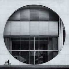 The Circle of Life (Andrew G Robertson) Tags: marie elisabeth luders haus berlin architecture germany street photography