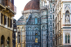 Italy - Firenze - Cathedral (Marcial Bernabeu) Tags: travel marcial bernabeu bernabéu art arte turism europe europa italy italia toscana florence florencia firenze cathedral cattedrale duomo catedral fiore architecture arquitectura perspective perspectiva marc